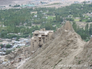 King castle of Leh