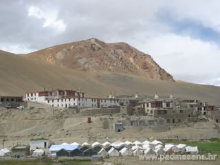Our camps in Tsomorriri